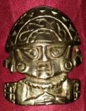 Boucle de ceinture Inca