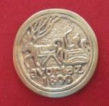 Boucle de ceinture Avoriaz bronze