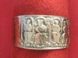 """Bracelet Mérovingien """"Juges"""" bronze"""