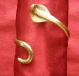 Bracelet Cobra petit modèle bronze
