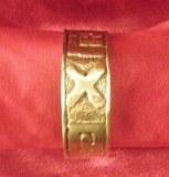 Bracelet Greco-romain bronze
