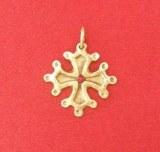 Croix Occitane petit modèle bronze